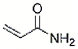 polyacrylamide powder structure formula